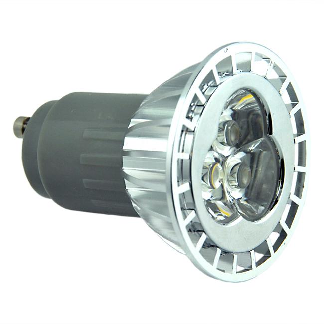 gu10 mr16 led light bulb 3 watt. Black Bedroom Furniture Sets. Home Design Ideas