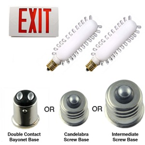 Exit Sign Led Lamp