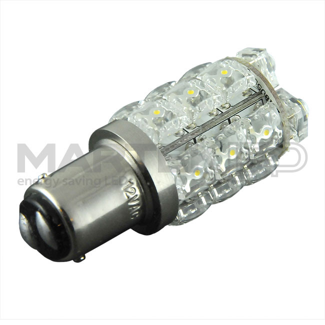12v Dual Contact Bayonet Base T5 1 2 Led Lamp