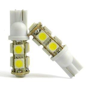 T5 Wedge Based LED Lamp, 12 Volt